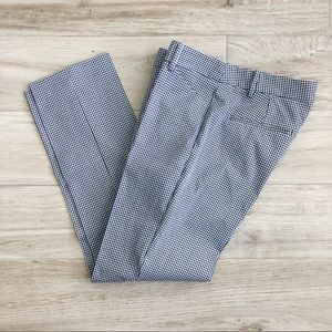 NEW Theory Gingham Pants